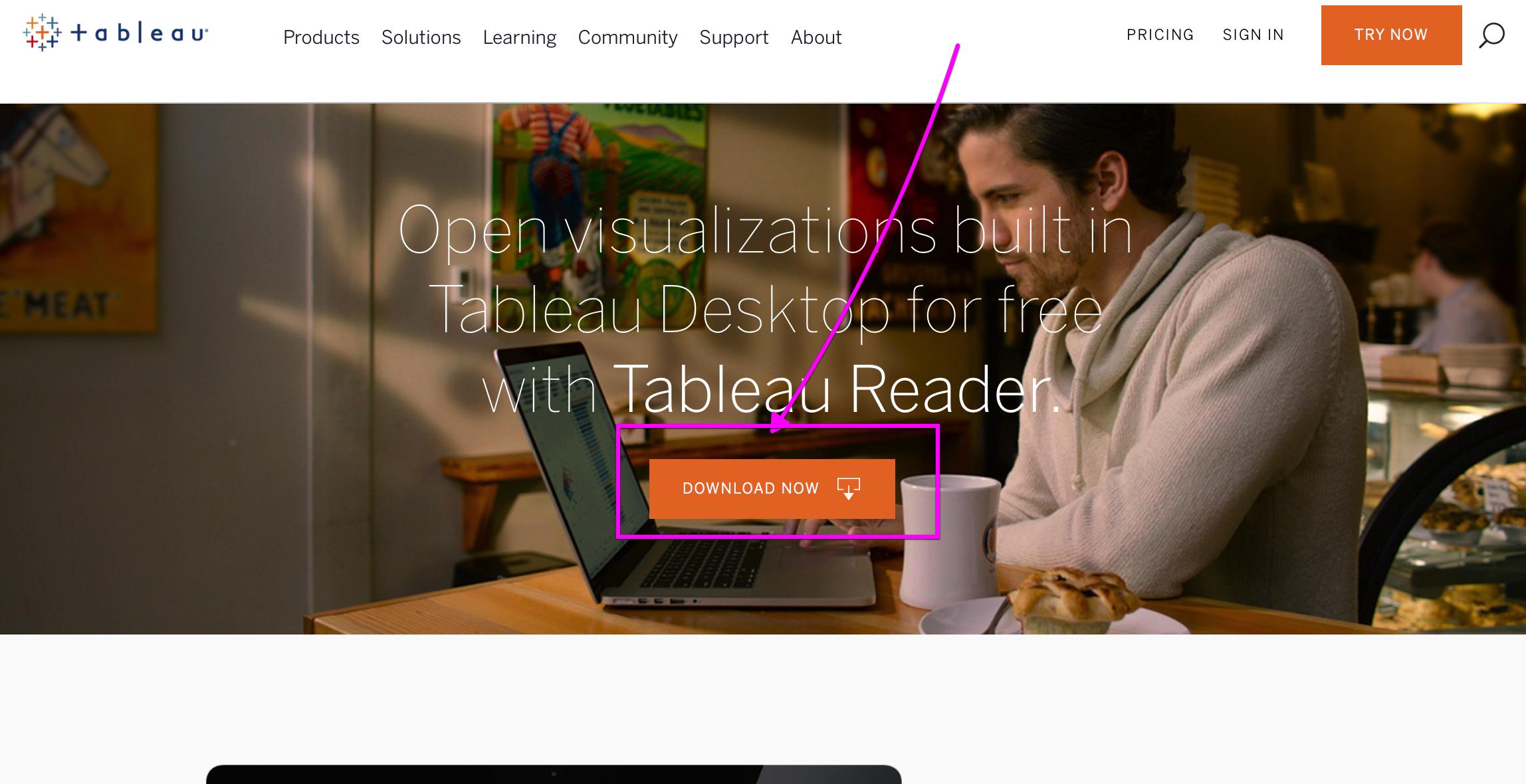 Tableau Reader Download – Pathways